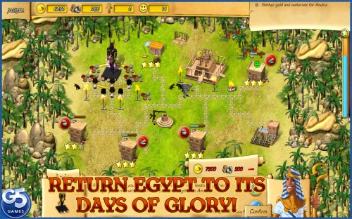 GearDiary Fate of the Pharaoh for Android Review
