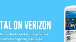 Games Portal Premium Service Offers Mobile Social Gaming on Verizon Android