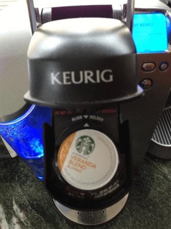 Starbucks Blond Roast Veranda Blend Is Yummy