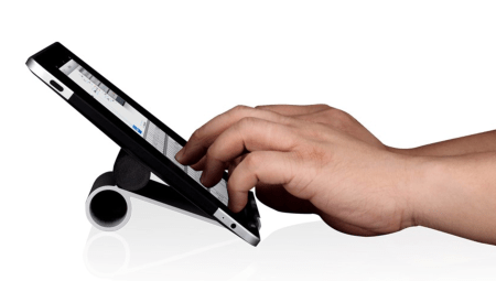 Just Mobile Slide Stand for iPad and iPad mini Video Review