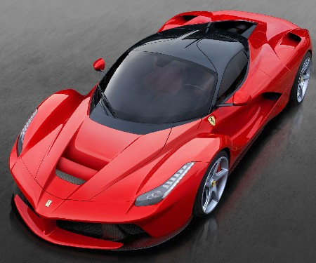 New Corvette Stingray Convertible and LaFerrari Dream Cars Unveiled at Geneva Motor Show