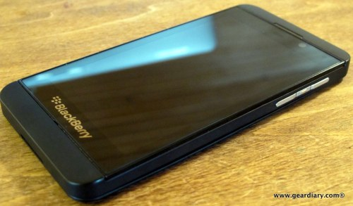 GearDiary BlackBerry Z10 Review - Too Little Too Late? Or the Long Overdue Update of the Original Business Smartphone?