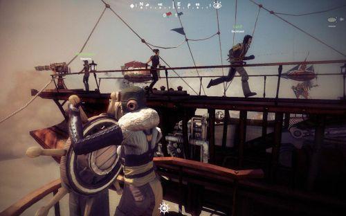 Guns of Icarus Online—Adventure Mode