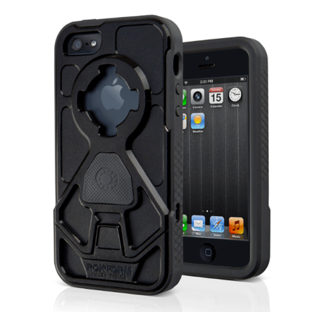 Rokform Rokshield v3 and v3 Suction Mount for iPhone 5