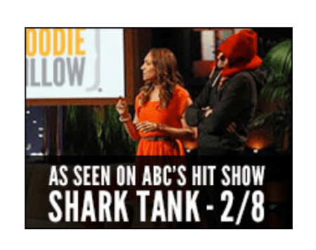 HoodiePillow, a SharkTank Product Pitch Product