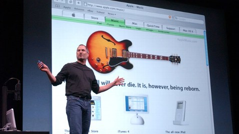 iTunes Music Store Turns 10, Look Back at the Launch Event!