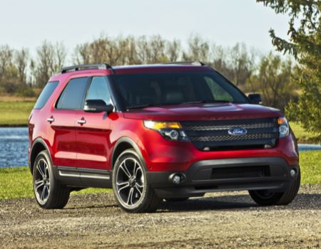 Ford Adds More 'Sport' to the 2013 Ford Explorer SUV