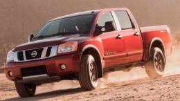 2013 Nissan Titan Pickup is Upgraded 'Status Quo'