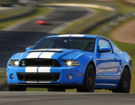 2013 Ford Shelby GT500 is All That  2013 Ford Shelby GT500 is All That
