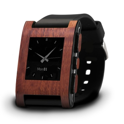 Add Colorful Skins to Your New Pebble Watch with Slickwraps