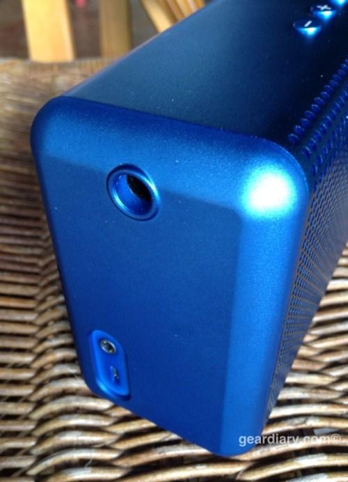 MiPow Boom Bluetooth Speaker