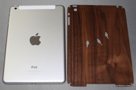 Toast Real Wood Cover for iPad mini Review Redux