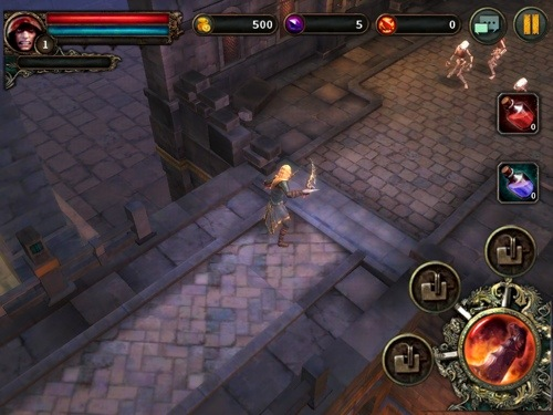 Dark Avenger for iOS Review  Dark Avenger for iOS Review  Dark Avenger for iOS Review