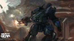 Heavy Gear Assault Multiplayer Game Launches Kickstarter Campaign