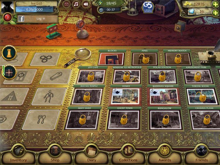 Secret Society Game SS4