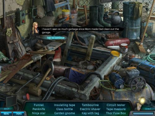 Special Enquiry Detail 2 - Engaged to Kill HD for iPad
