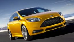 Say Hello to My (New) Little Friend, the 2013 Ford Focus ST