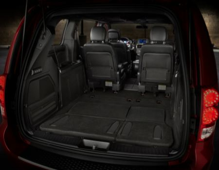 GearDiary 2013 Dodge Grand Caravan SXT All About Value and Functionality