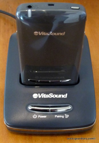 GearDiary VitaSound Personal Audio Enhancer PAE-300 Review - Hearing Help Where It Is Most Needed