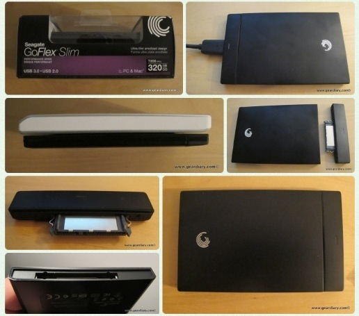 Seagate Slim Portable External Drive Second Look