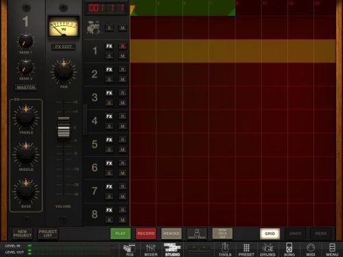 AmpliTube Gets New 'Studio' Interface in Major Update