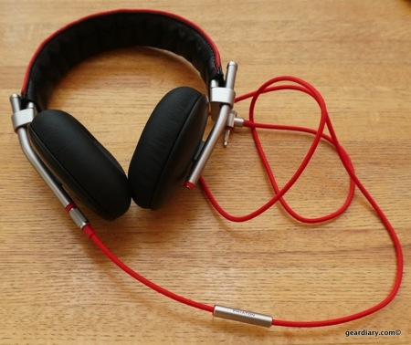 Phiaton Bridge MS500 Headphones Review - They Offer Style, Comfort and Excellent Sound