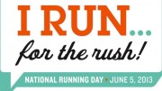 Get Out and Run for National Running Day on June 5th!