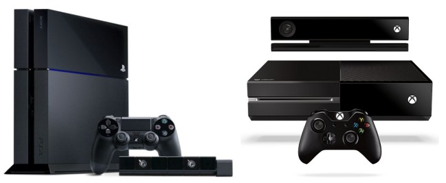 PlayStation 4 vs. Xbox One, Round 2