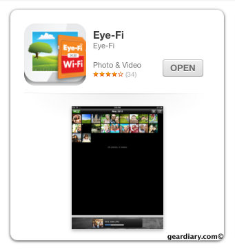 Eye-Fi Mobi Wireless Memory Card