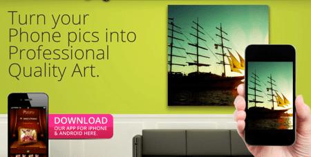 Pixuru Turns Your Digital Photos into Works of Art