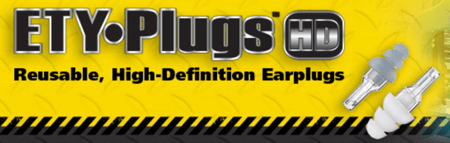 Etymotics ETY•Plugs HD