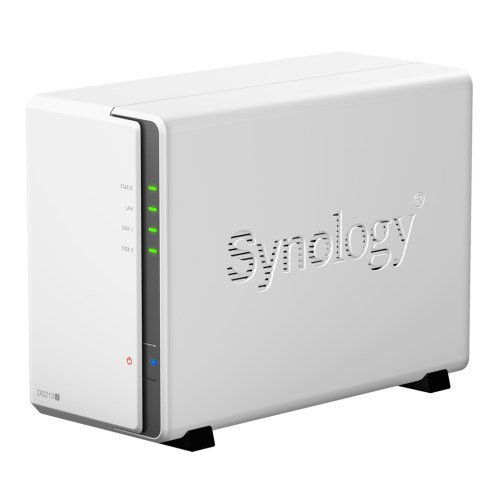 Synology DiskStation DS213j NAS Review