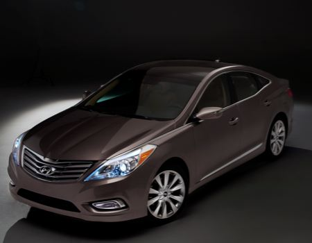 2013 Hyundai Azera Is Just So 'Buicky'