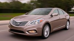 2013 Hyundai Azera Is Just So 'Buicky'