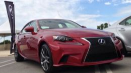 Spirit of Driving Alive and Well with the 2014 Lexus IS Models