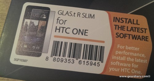 Don't Get the Spigen GLAS.tR for Your AT&T HTC One - Not Yet, Anyway  Don't Get the Spigen GLAS.tR for Your AT&T HTC One - Not Yet, Anyway