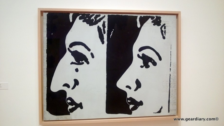 Andy Warhol's ode to cosmetic surgery