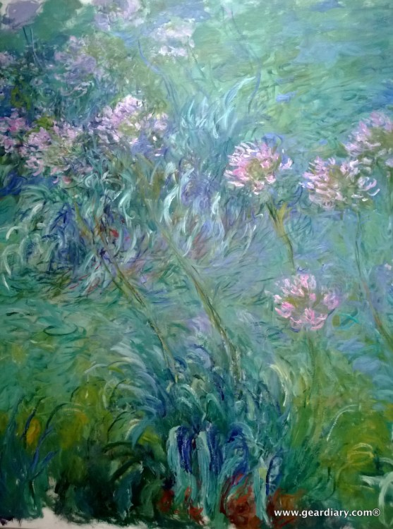 One of Monet's Water Lillies