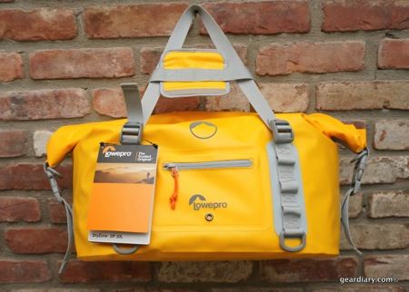 Lowepro DryZone Duffle 20L Review - For the Adventure Photographer in You
