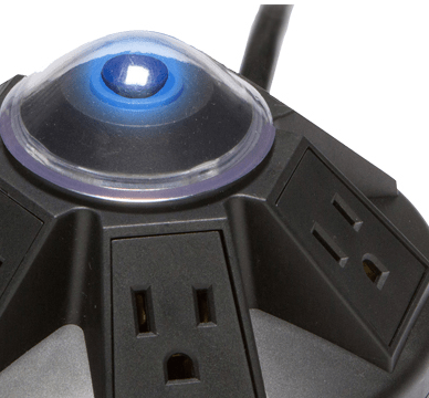 Powramid Power Center and USB Charging Station