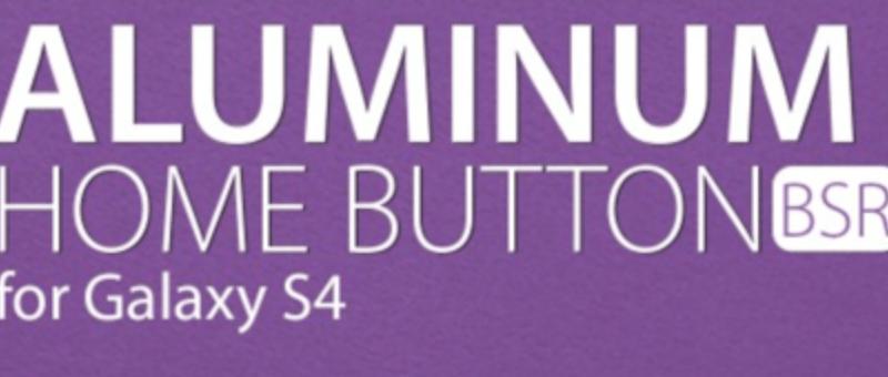 Spigen SGP Aluminum Home Buttons for Samsung GALAXY S4
