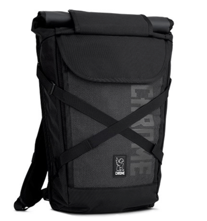 Chrome Bravo Night Backpack Lets You Safely Carry Your Gear