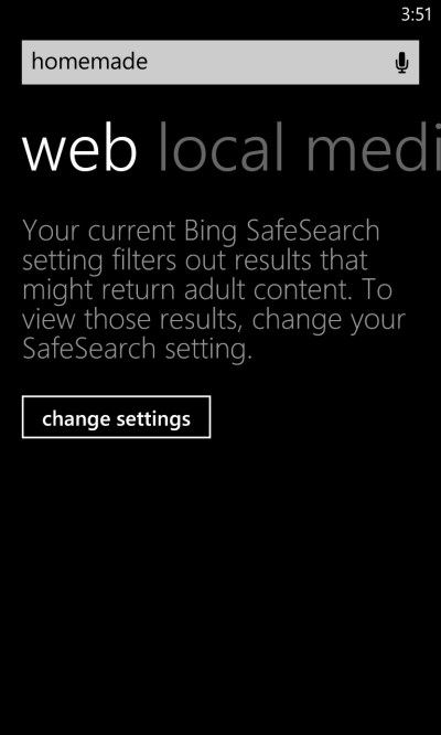 Bing's SafeSearch Filter Issues Explained!