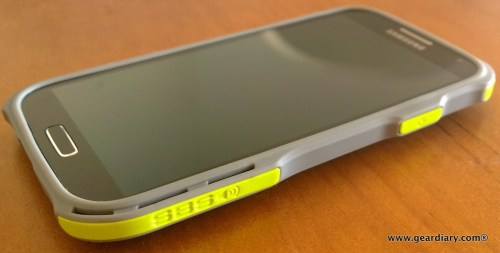 Element Case Atom S4 for the Samsung Galaxy S4