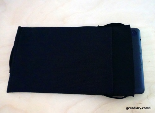 Waterfield Suede Jacket Sleeve for the 2013 Nexus 7