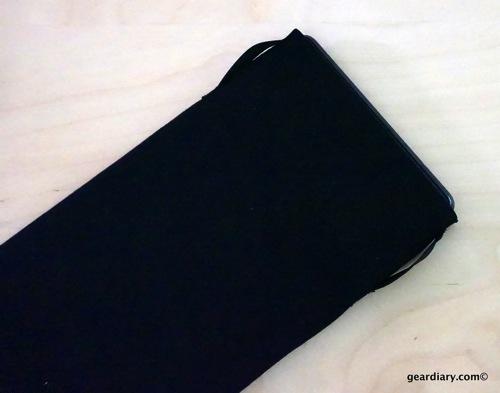 Waterfield Suede Jacket Sleeve for the 2013 Nexus 7