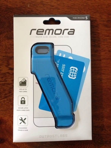 Remora iPhone 5 Case from Outpost Labs Review