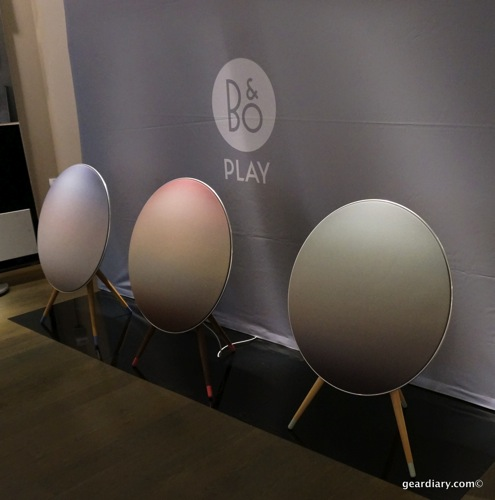 B&O Play's BeoPlay A9 Nordic Sky Edition Speaker Looks Great, Sounds Awesome