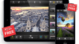 FX Photo Studio For iPhone/iPad Free Until August 5th