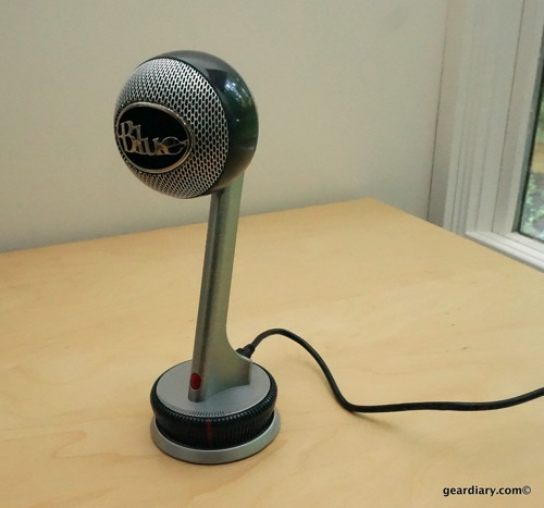 Gear Diary Blue Microphones Nessie USB Microphone 01